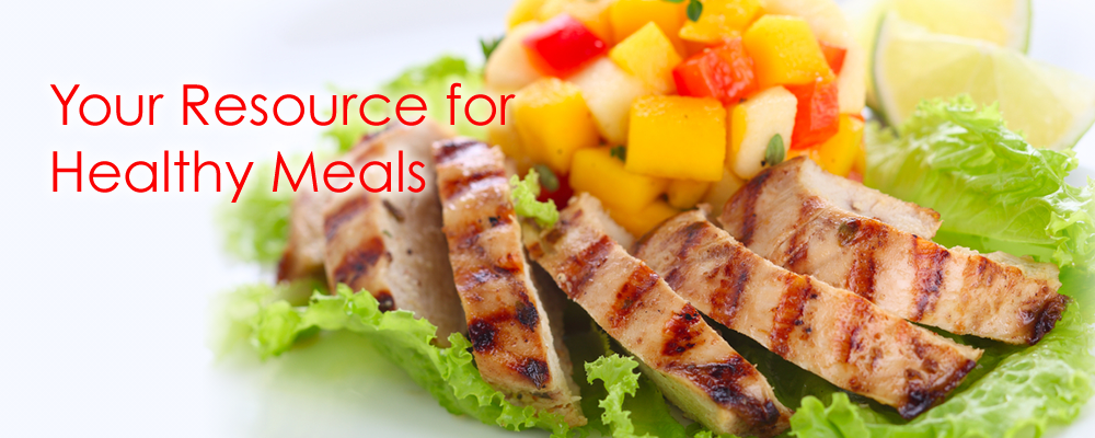 Your Resource for Healthy Meals